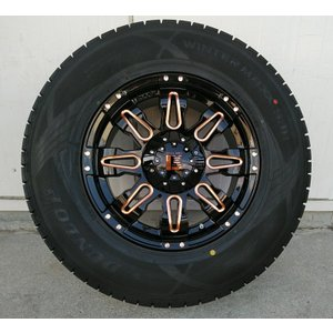 エクストレイル D5 CX5 CX8 ハリアー CHR コンパス タイヤホイール 17インチ Balano ダンロップ スタッドレス winter MAXX SJ8 225/65R17 wat