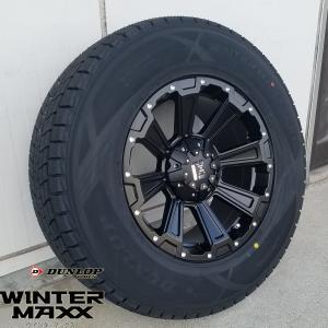国産スタッドレスタイヤ 265/65R17 265/70R17 LEXXEL Deathrock レクセル デスロック  ダンロップ ウィンターMAXX SJ8 ハイラックス プラド FJ サーフ|wat