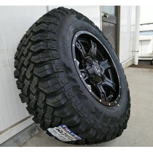 ファルケン WILDPEAK M/T01 265/70R17 タイヤホイール 新品4本セット 17イ...