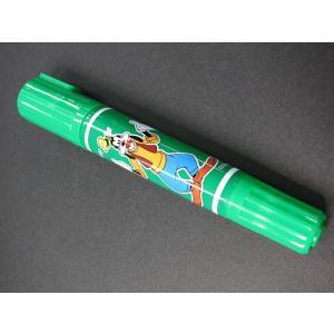 【数量限定】ゼブラ 紙用マッキー ディズニーコレクション 緑 グーフィー watakei-y 02
