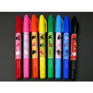 紙用途に適した水性マーカー『紙用マッキー』より、ディズニーキャラクターをデザインした『紙用マッキーデ...