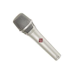 ◆ 音響特性 KMS104は、広い周波数特性と正確な過渡ディテールで、ボーカルの優れたレゾリューショ...