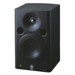YAMAHA MSP5 STUDIO (1台)   ● バイアンプ構成の高品位サウンドをコンパクトに...