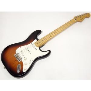 定番のアルダーボディ、メイプルネック、メイプル指板を採用。 Fenderの伝統的なルックスを踏襲しつ...