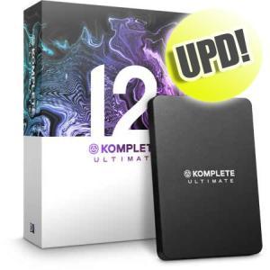 Native Instruments KOMPLETE 12 ULTIMATE UPD