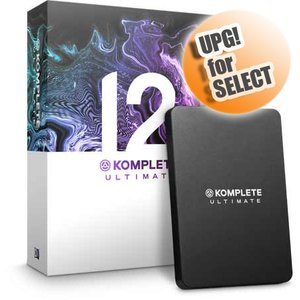 Native Instruments KOMPLETE 12 ULTIMATE UPG FOR SE...