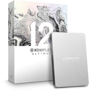Native Instruments KOMPLETE 12 ULTIMATE Collectors...