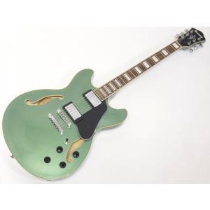 Ibanez(アイバニーズ) AS73 OLM  【セミアコ   エレキギター 特価 】【お買い得価格! 】|watanabegakki
