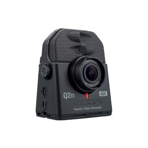ZOOM(ズーム) Q2N-4k ◆ Handy Video Recorder【取り寄せ商品/納期数...