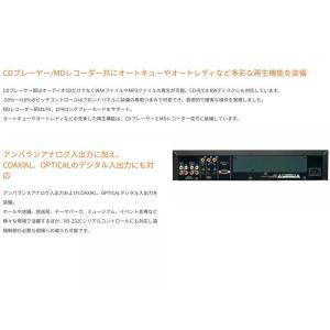 TASCAM(タスカム) MD-CD1MK3 【残り1台 箱ボロ OUTLET 特価品】◆ MD デッキ・CDプレーヤー watanabegakki 05
