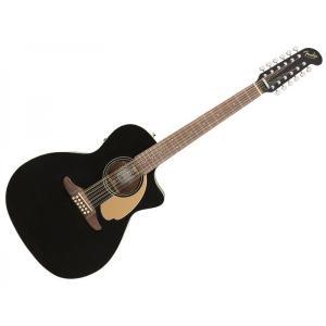 Fender(フェンダー) Villager 12-String Black【12弦 アコースティッ...