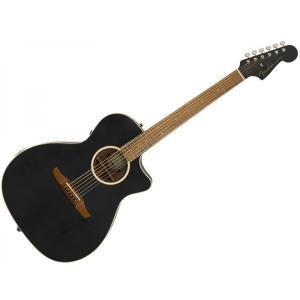Fender(フェンダー) Newporter Special Matte Black【アコースティ...