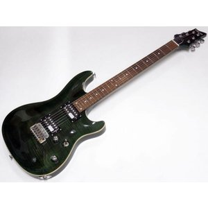 SCHECTER(シェクター) RJ-1-24-VTR / GRN 【国産 ギター アウトレット   WO】【お買い得価格! 】|watanabegakki