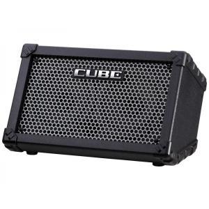 乾電池駆動で最大15時間使用可能。クラスを超えた音量感と実現したパフォーマンス用アンプ CUBE S...