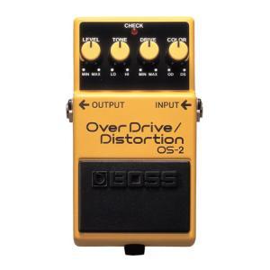 BOSS(ボス) OS-2 OverDrive/Distortion【オーバードライブ・ディストーション 】 watanabegakki
