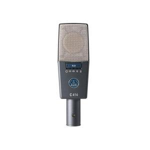 《 サイドアドレス型 マイクロフォン 》コンデンサーマイク ◆ AKG ( エーケージー )   C...
