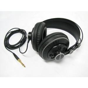 Superlux(スーパーラックス) HD681B ( セミオープンタイプ ) ◆パワフルな低音が特徴なヘッドフォン|watanabegakki
