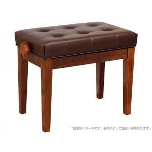 Kikutani(キクタニ) FS-201QZJ BRO【ブラウン】◆ 高低自在ピアノ椅子【納期未定 取り寄せ商品/納期数ヶ月以上 】 watanabegakki