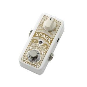 tc electronic(ティー・シー・エレクトロニック) Spark Mini Booster watanabegakki