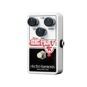 Electro Harmonix(エレクトロハーモニクス) Nano Big Muff【ナノ ビッグ...