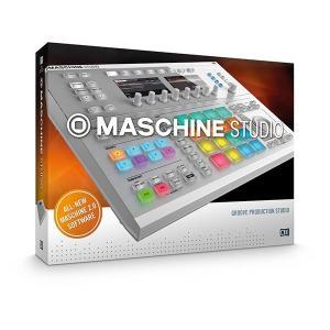 MASCHINE STUDIOでリズム、ハーモニー、メロディーの作成とプレイが考えられないほどスピー...
