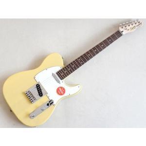 エレキギターの代表モデル、テレキャスター。byフェンダー、スクワイヤーならではのコストパフォーマンス...