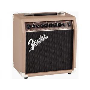 Fender(フェンダー) ACOUSTASONIC 15 【アコギ ボーカル アンプ】
