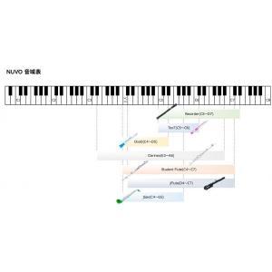 NUVO FGSF-BLK Ver2.0 プラスチック製 フルート ブラック 管楽器 スチューデントフルート ストレート頭部管 230SFBK plastic student flute black 一部送料追加|watanabegakki|03