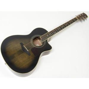 S.Yairi(エスヤイリ) YE-4M(BKB)  【 エレアコ アコースティックギター  】|watanabegakki