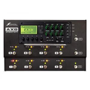 FRACTAL AUDIO SYSTEMS AX8 ◆ ギターエフェクトシステム watanabegakki