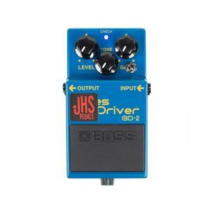 "JHS Pedals BOSS BD-2 ""Blu Drive""【JHS モディファイ ボス ブルースドライバー WO】 watanabegakki"