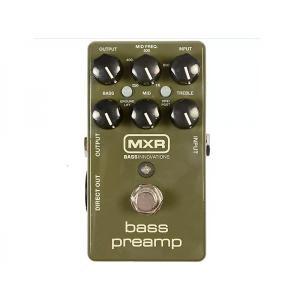 MXR(エムエックスアール) M81 Bass Preamp【ベース プリアンプ 特価品 WO 】【決算最終特価! 】 watanabegakki
