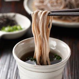 そば 蕎麦 太切生そば1kg6人前『業務用』 watanabeseimen 02
