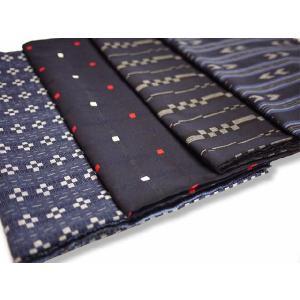 久留米織和木綿生地 裏表あり ドビー柄|watanosato