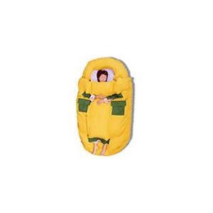 みのむしふとん ROO 羽毛タイプ(普通寸)布団がずれない寝冷えしない手も足も出せるフトン|watase