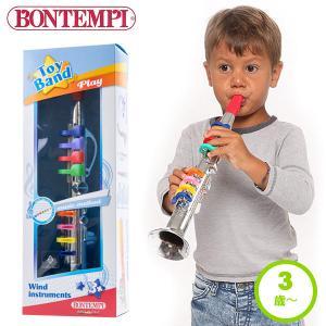 おもちゃ 楽器 誕生日 プレゼント 3歳 4歳 男の子 女の子 クリスマスプレゼント 子供 男 女 お祝い クラリネット 誕生日プレゼント ボンテンピ 「8keys_42cm」