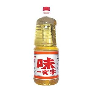 みりん風発酵調味料 味一文字1.8L フンドーキン