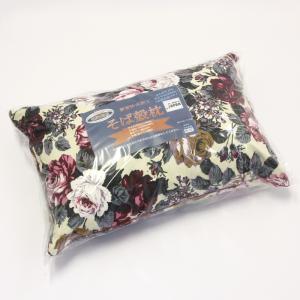 防虫全そば枕 (赤色) watayamori