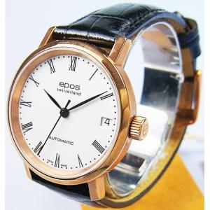 エポス 時計 レディス EPOS GP腕時計 4387RGRWH 日本正規品