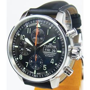 b01ccd0dee フォルティス 時計 メンズ FORTIS FLIEGER(フリーガー)クロノグラフ 705.21.11 日本正規品