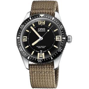 オリス 時計 メンズ ORIS ダイバー65 733 7707 4064F 日本正規品