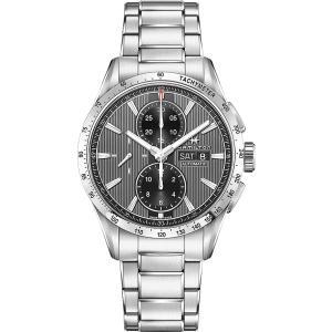 ハミルトン 時計 メンズ HAMILTON ブロードウェイ・自動巻クロノグラフ H43516131 ...