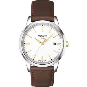 ティソ TISSOT メンズ腕時計 クラシックドリームT03...