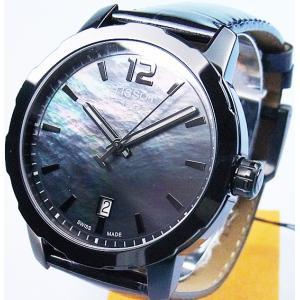 ティソ TISSOT メンズ腕時計 QUICKSTER クイックスター T095.410.36.127.00 日本正規品