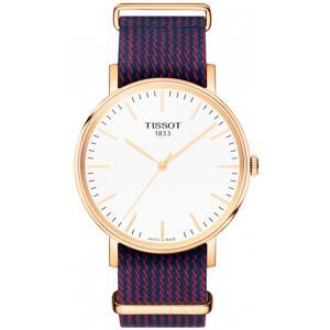ティソ TISSOT メンズ腕時計 エブリタイム・クォーツ T109.410.38.031.00 日本正規品