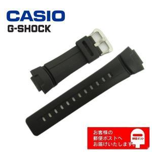 G-100 G-2300-1JF CASIO カシオ 純正 G-shockベルト G ショックバンド ラバー ウレタン ブラック 10001449