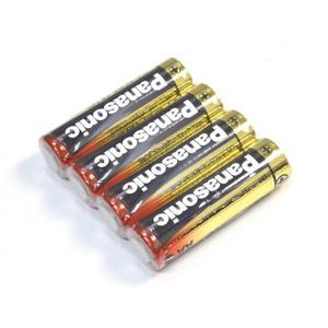 パナソニック アルカリ乾電池 4本セット Panasonic 選べる単三/単四 単3電池 単4電池 防災 避難 震災 道具 備蓄 対策 金パナ|watch-me