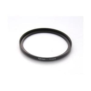カメラフィルター レンズ拡張アダプター カメラ用ステップアップリング 72mm-77mm|watch-me
