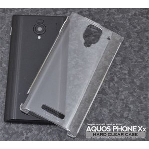 SB AQUOS PHONE Xx 302SH用 ハードクリアケース ソフトバンク アクオスフォン XX 302SH スマホケース スマホカバー|watch-me