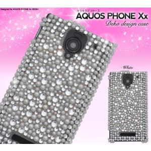 SB AQUOS PHONE Xx 302SH用 デコケース ソフトバンク アクオスフォン XX 302SH スマホケース スマホカバー|watch-me